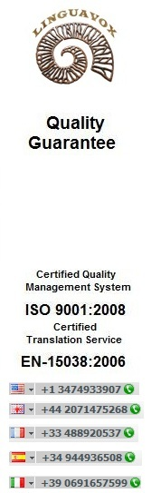 EN-15038:2006 Quality Standard for Translation Services